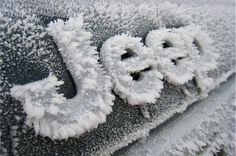 Jeep frost