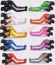 CNC Brake Clutch Levers for Honda CBR 250R 300R 500R 600RR 1000RR 1100XX 125/150