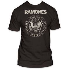 Impact Men's Ramones Distressed Seal T-Shirt - Listing price: $19.98 Now: $11.00 + Free Shipping