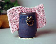 sponge/napkin holder