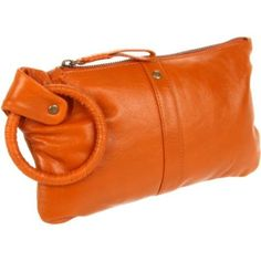 Latico Angie 7921 Clutch,Orange,One Size