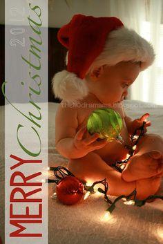 The NO Drama Mama: DIY Christmas Photoshoot