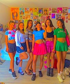 Indie Outfits, Retro Outfits, Trendy Outfits, Cute Outfits, Aesthetic Indie, Aesthetic Fashion, Aesthetic Clothes, Indie Girls, Indie Mode