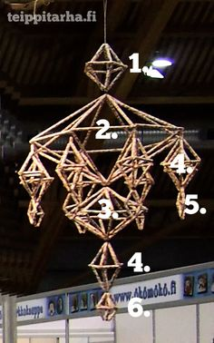 Washi, Snowflakes, Fair Grounds, Chandelier, Diy Crafts, Ceiling Lights, Traditional, Christmas, Handmade