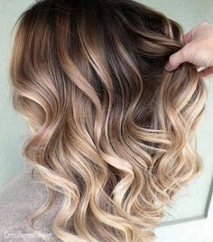 22 balayage hair for every hair type. No matter whether blonde or dark hair. Ombre Hair Color For Brunettes balayage Blonde Dark hair matter Type Ombre Hair Color, Hair Color Balayage, Hair Highlights, Bayalage Color, Hair Colors, Baylage, Ombre Bob, Brunette Color, Blonde Color