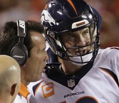 """Apparently Gary Kubiak doesn't want to be known as the coach who benched Peyton Manning. Even though that's exactly who he is. So when Kubiak confirmed on Wednesday that Brock Osweiler will continue to start on Sunday, even though Manning is healthy enough to suit up and serve as the backup, Kubiak claimed """"Nothing has…"""