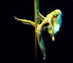 pole dancer barbie
