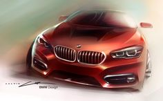 Created on paper, brought to life on the streets. The all-new #BMW #1Series.