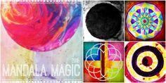Mandala Magic workshops by Julie Gibbons