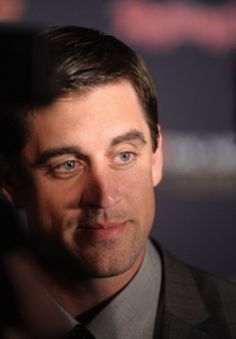 A pensive Aaron Rodgers