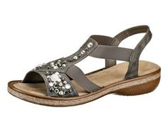 Rieker Shoes For Women Size 39 Gladiator Sandals, Footwear, Pairs, Stuff To Buy, Comfy, Shopping, Shoes, Style, Ideas