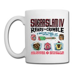 SugarSlam Coffee Mug ~ 67