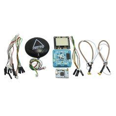86.45$  Watch here - http://alifq4.worldwells.pw/go.php?t=32702066670 - OpenPiolot CC3D Revolution Flight Controller + OPLINK MINI & NEO-7N GPS & 2-6S Distribution Board