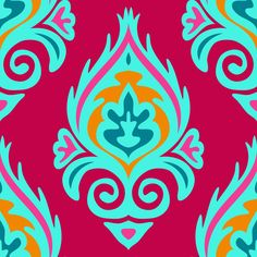Motif Seamless Pattern #Motif