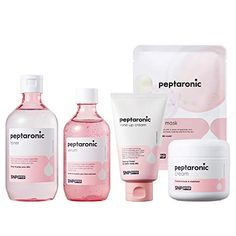Find the SNP Prep Peptaronic Skin Care Set and other Korean skincare sets at KOODING, the best in K-beauty and skin care. Skincare Packaging, Cosmetic Packaging, Beauty Packaging, Packaging Design, Oily Skin Care, Skin Care Tips, Best Skin Care Brands, Dry Skin, Korean Products Skin Care