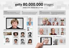 Getty Images. Endless Possibilities. • Cannes 2x Gold, 3x Silvers and ... - Andre Sallowicz art director