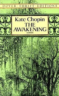 The Awakening  by Kate Chopin (08/2014); might have appreciated this more if I had read in while in my 20s or 30s . . .
