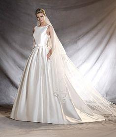 Svadobné šaty - model Otawa