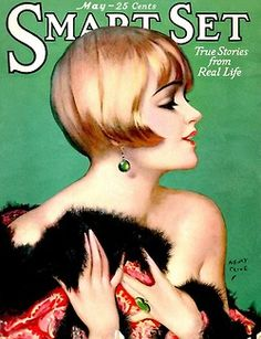 Smart Set magazine, ART by Henry Clive 1920's ...