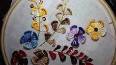 Resultado de imagen para imagenes de manteles bordados en puntada palestrina
