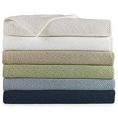 jcp | JCPenney Home™ Woven Cotton Blanket