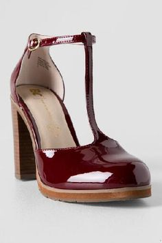 BC Footwear Shoes, Local T-strap Pump