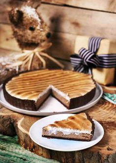 Isteni gesztenyés pite | Street Kitchen Sweet Desserts, Delicious Desserts, Yummy Food, Hungarian Desserts, Quiche, Torte Cake, Sweets Cake, Food Dishes, Cookie Recipes
