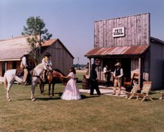 Little Log House Pioneer Village :: Hastings MN - Attractions at the Antique Power Show