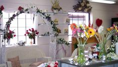 Start a Small Floral Business