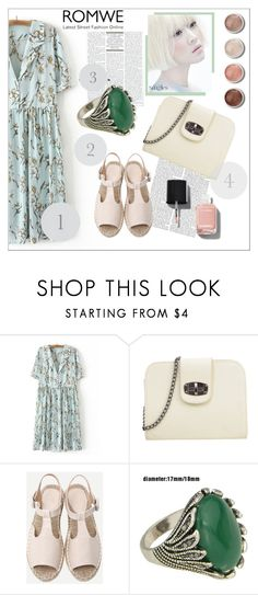 """""""Romwe 8"""" by fashion-addict35 ❤ liked on Polyvore featuring Chanel and Terre Mère"""