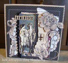 Graphic 45 Fashionista Card