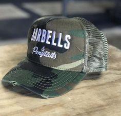 NEW!! Snapback Camo Trucker Hat (PRE ORDER)