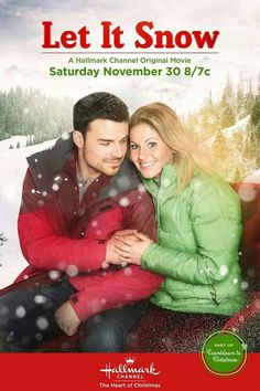 It's a Wonderful Movie -Family & Christmas Movies on TV - Hallmark Channel, Hallmark Movies & Mysteries, ABCfamily &More! Come watch with us! Let It Snow Hallmark, Películas Hallmark, New Hallmark Christmas Movies, New Hallmark Movies, Great Christmas Movies, Xmas Movies, Hallmark Channel, Family Movies, Good Movies