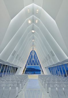 White Chapel in Hong Kong; designed by Danny Cheng