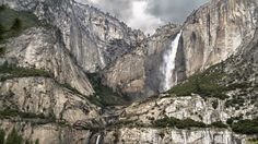 12 Best Waterfall Hikes in Northern California – Outdoor Tribunes Canada National Parks, California National Parks, Yosemite National Park, Best Places To Camp, Waterfall Hikes, Yosemite Falls, California Camping, Pacific Crest Trail, Beautiful Waterfalls