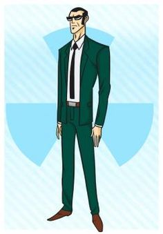 how to draw agent six  Used for this piece: http://sunbinamra.deviantart.com/art/Generator-Rex-Young-Justice-534769714