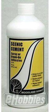 Scenic Cement (16 oz.)