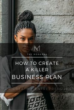 FREE Creative Business Plan Template for Creative Entrepreneurs, Freelancers and Digital Nomads + Helpful Tips and Resources to Make Sure You take your Online Business Off the Ground