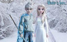 Disney High, Disney Frozen Elsa, Disney Fun, Jelsa, Elsa Anime, Jake Frost, Disney Princess Fashion, Jack Frost And Elsa, Disney Theory