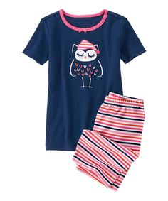 Girls' Clothing (newborn-5t) Gymboree Infant Girl 12-18 Months Cotton Candy Gymmies Pajamas Sleepwear Set New Making Things Convenient For The People