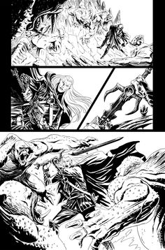 Elric - The Balance Lost 0-2 by francesco-biagini