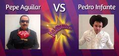14 de Julio - July 14 Pepe Aguilar vs Pedro Infante  http://www.youtube.com/watch?v=kKjyBO5nIA4