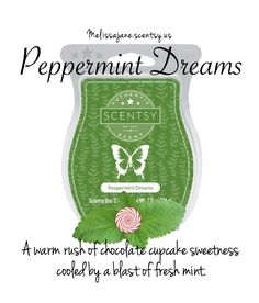Scentsy 2016 | Peppermint Dreams | New Holiday | Fall & Winter | https://carriehunt.scentsy.ca