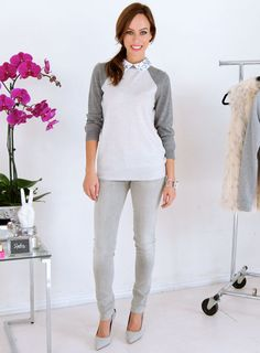 Sydne-Style-gray-trend-fall-2013-j-crew-sweater-citizen-of-humanity-jeans-a-to-z-trend-guide