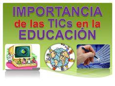 Aplicación de las Tics en Educación
