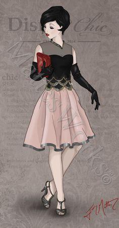Chic Snow White