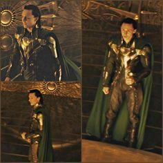 Loki Thor 2011 screencaps