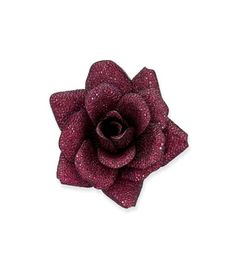 AN IMPRESSIVE RUBY AND TITANIUM 'ROSE' BROOCH, BY MICHELE DELLA VALLE - Christie's