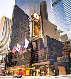 New York City - Hyatt Times Square