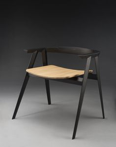 The Spada Chair by Fabiano Sarra, via Behance